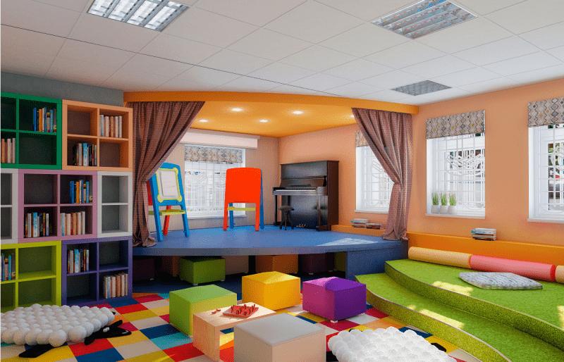 бизнес на открытии частного детского садика