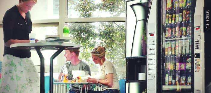 Бизнес план вендинговой торговли кофе