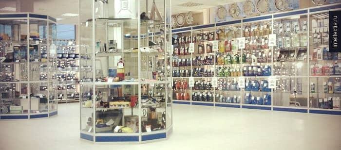 Бизнес-план открытия магазина автозапчастей