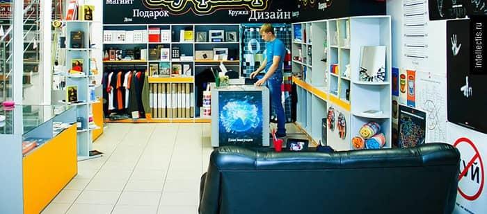 магазин сувениров и подарков